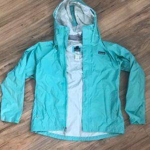 Patagonia Shell rain jacket
